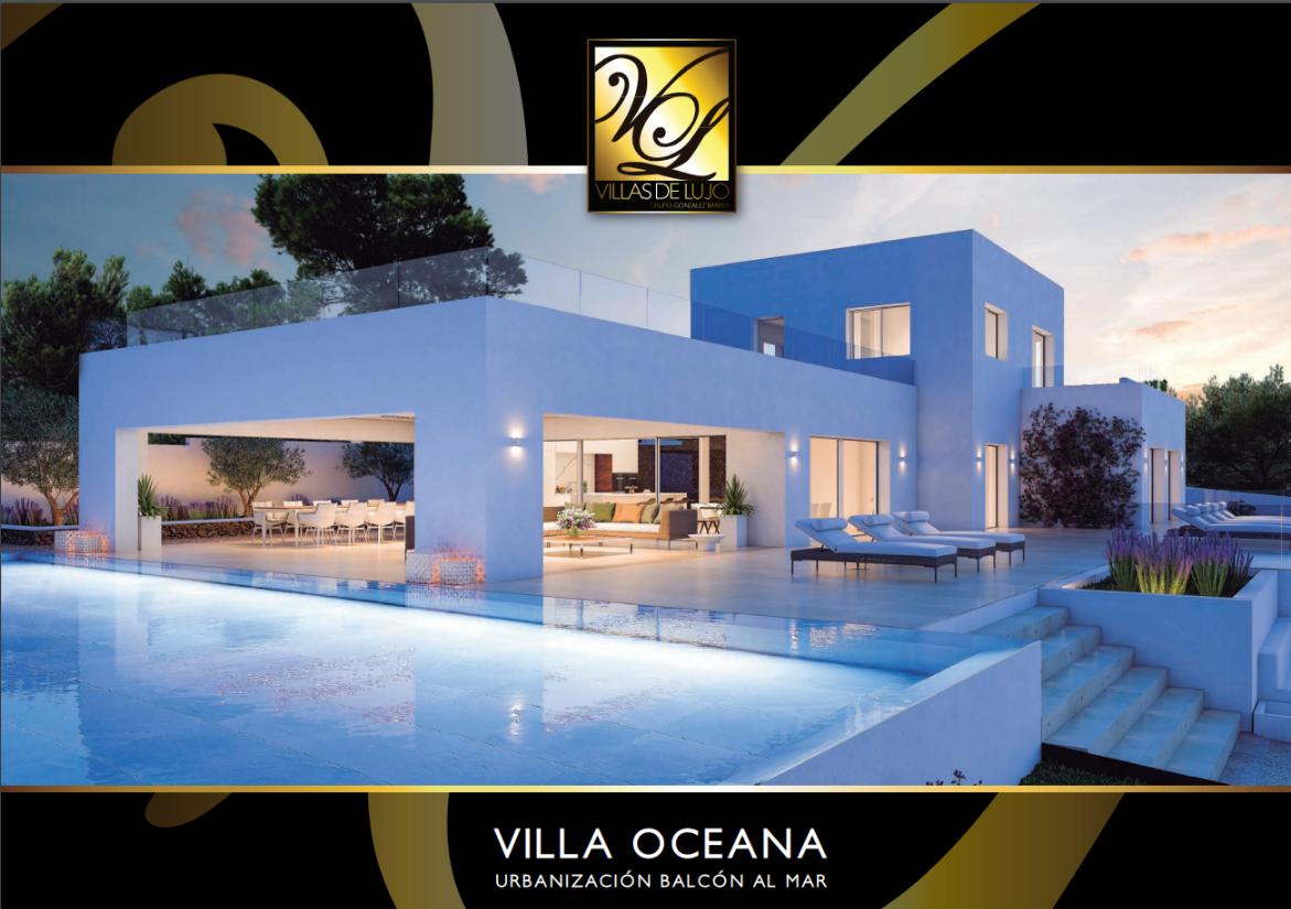 Villa Oceana - Brochure
