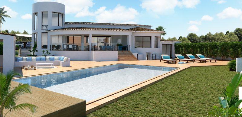 agonzalez_BALCON AL MAR_vista fachada piscina